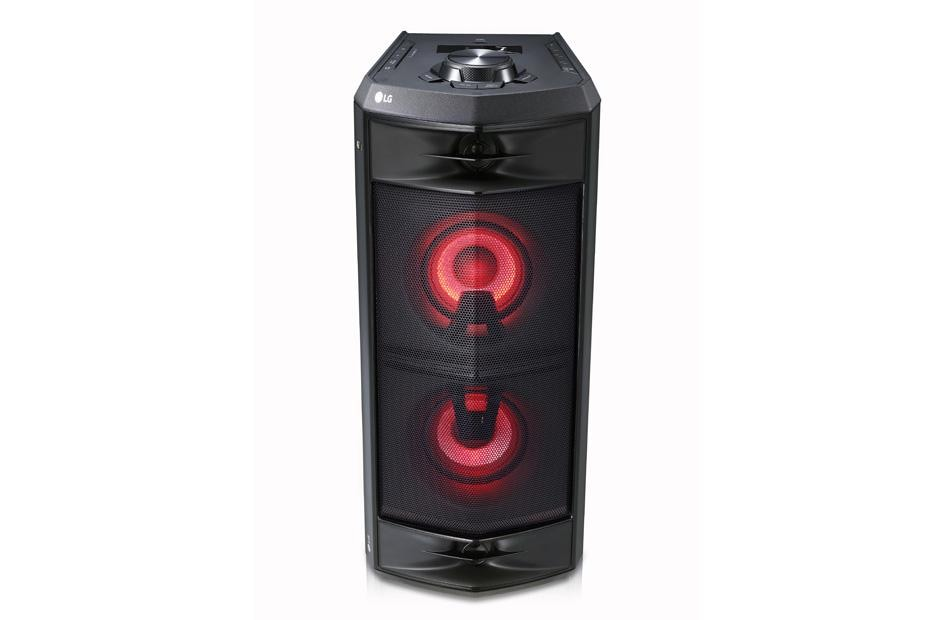 Lg Fj5 220w Loudr Speaker System With Bluetooth