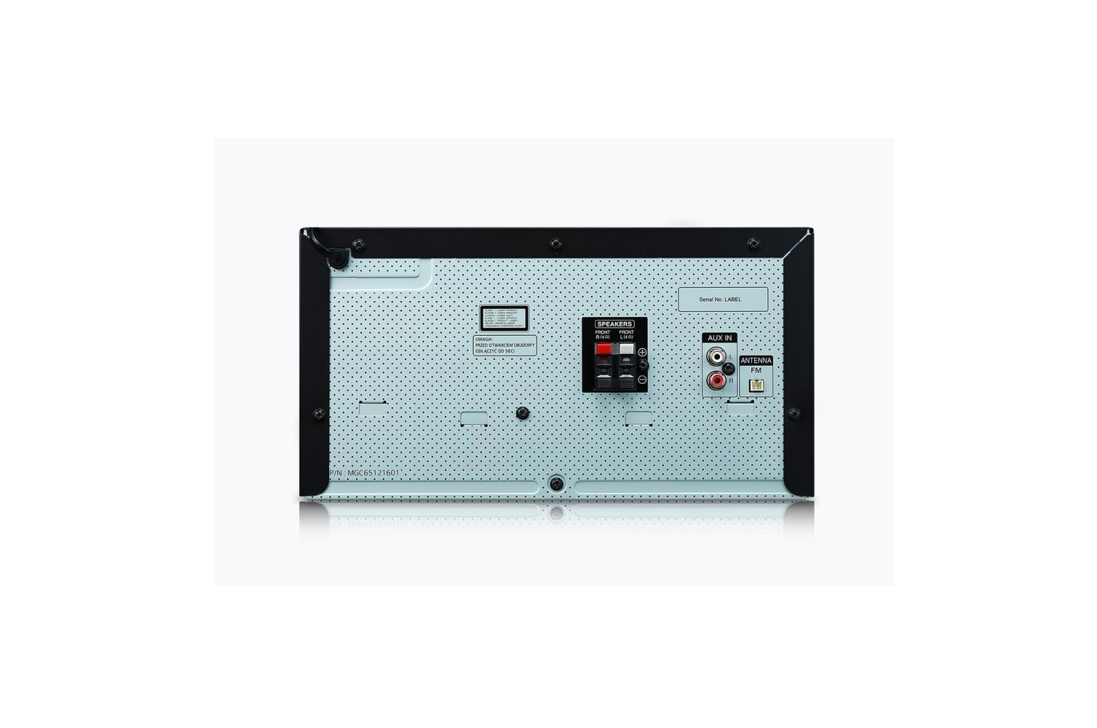 LG CK43: LG XBOOM 300W Hi-Fi Shelf System | LG USA