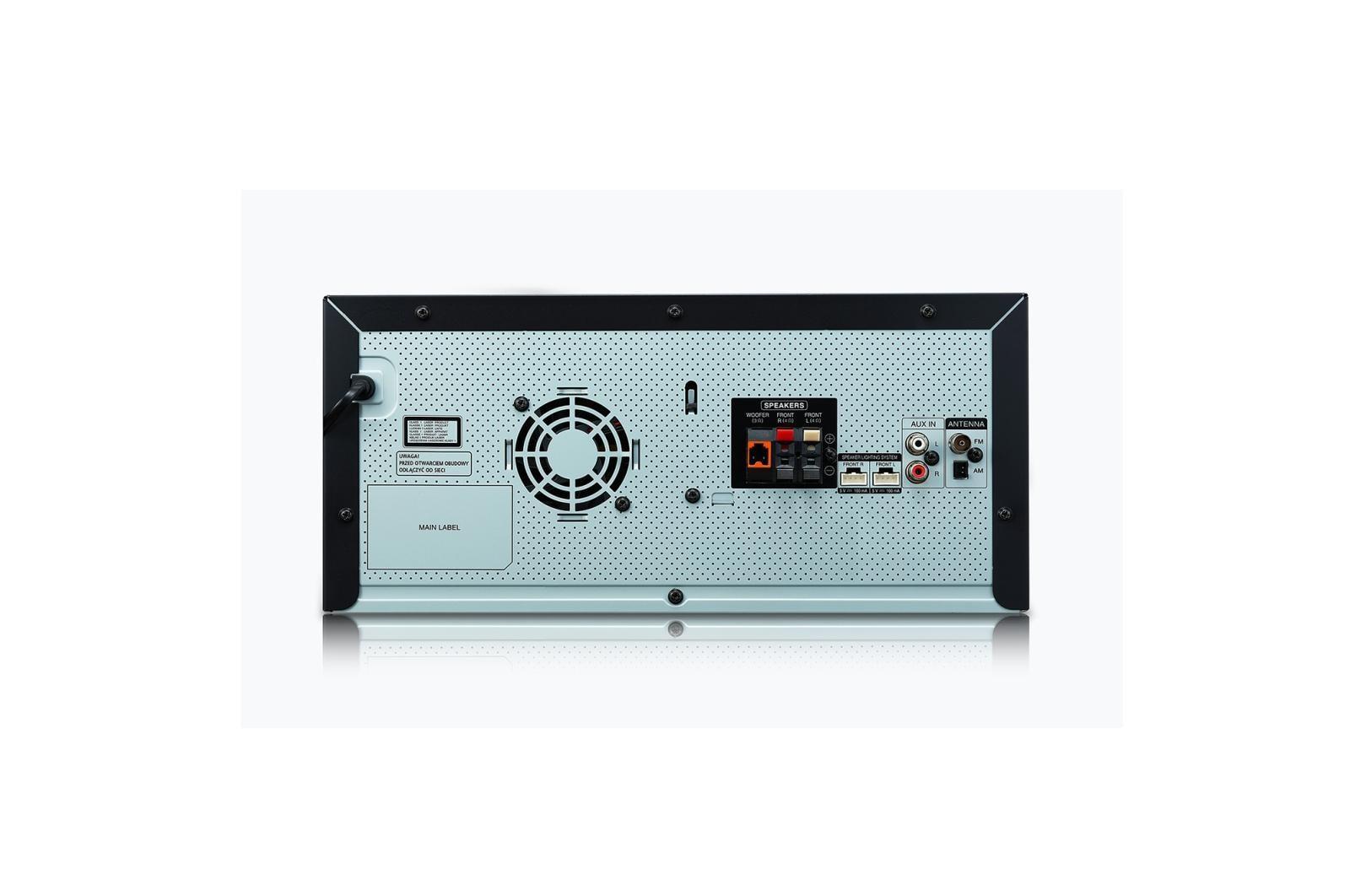 LG CK57: LG XBOOM 1100W Hi-Fi Entertainment System with Karaoke ...