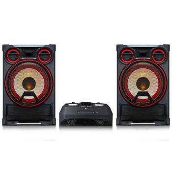 LG XBOOM 5000W Hi-Fi Entertainment System with Karaoke Creator 1