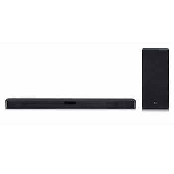 2.1 Channel Sound Bar w/ DTS Virtual: X & High Resolution Audio1