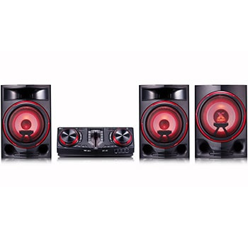 CJ88 XBOOM Entertainment System1