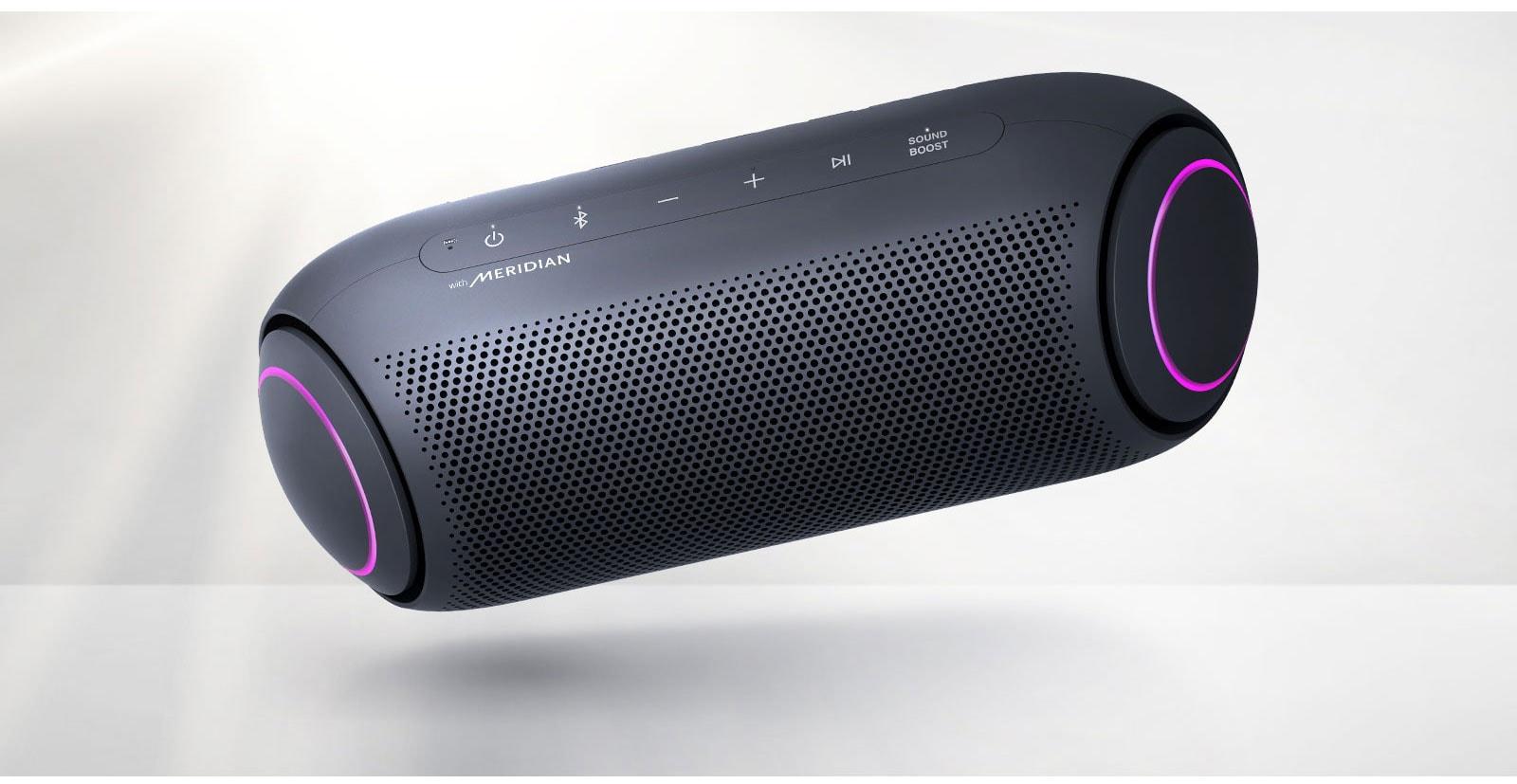 Lg Xboom Go Pl7 Portable Bluetooth Speaker With Meridian Audio Technology Pl7 Lg Usa
