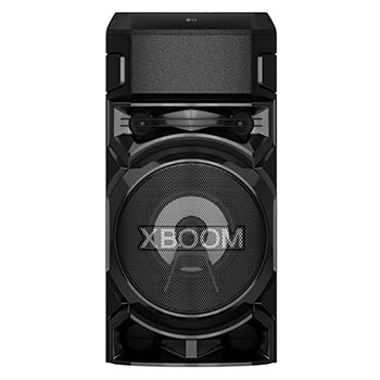 XBOOM Audio System with Bluetooth® and Bass Blast1