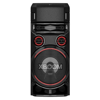 XBOOM RN7 Audio System with Bluetooth and Bass Blast1