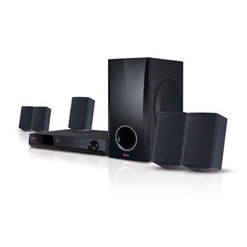 LG BH5140S: 3D-Capable 500W 5.1ch Blu-ray Disc™ Home Theater System ...