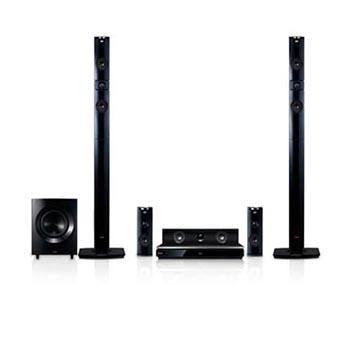 LG BH9431PW: 3D-Capable 9.1 Ch Aramid Fiber Blu-ray Disc™ Home ...