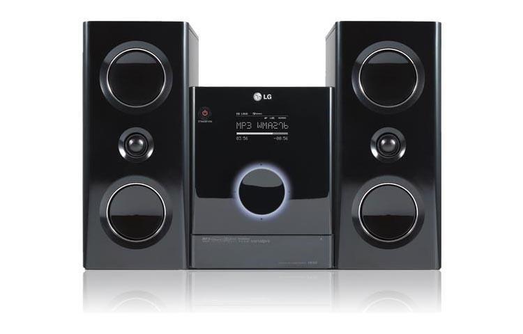 Lg Lfa840 Compact Audio System Lg Usa