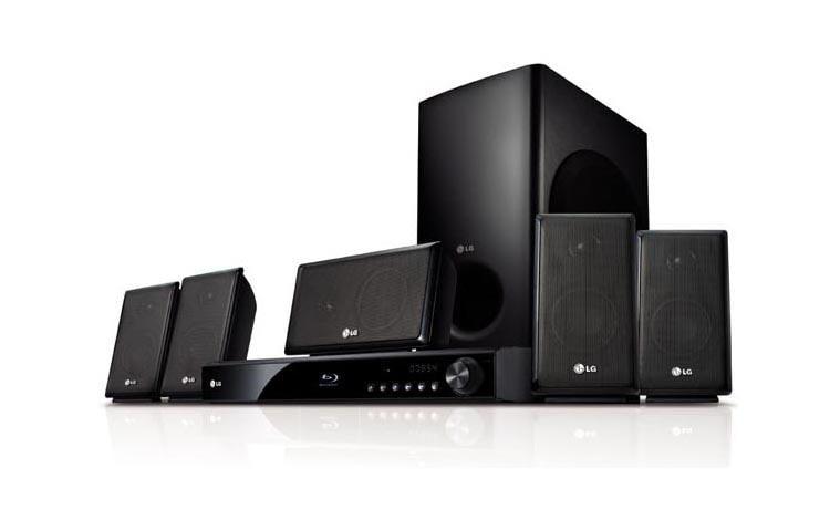LG LHB326: LG Network Blu ray Home Theater System | LG USA