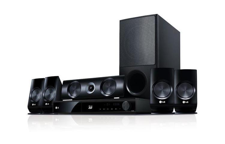 LG LHB336: LG Network Blu ray Home Theater System | LG USA