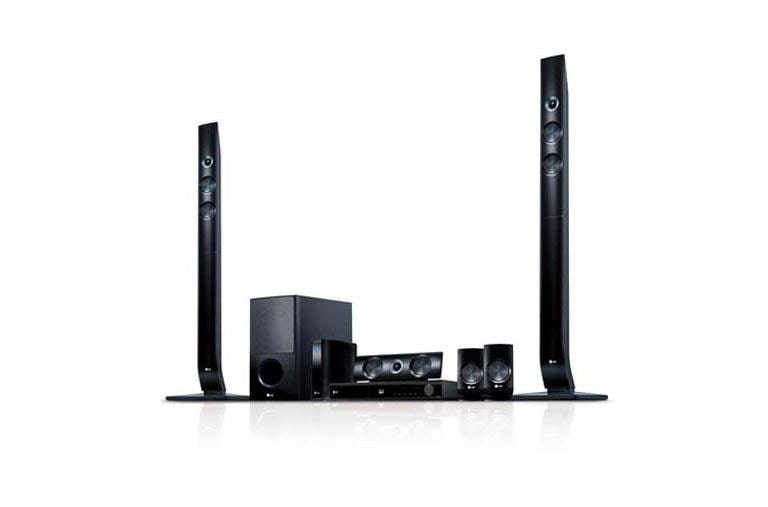 LG LHB976 Home Theater System Driver for Mac Download