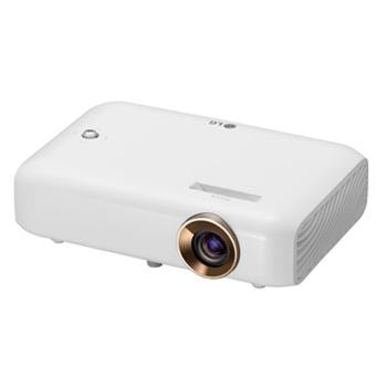 CineBeam LED Projector with Built-In Battery, Bluetooth Sound Out and Screen Share1