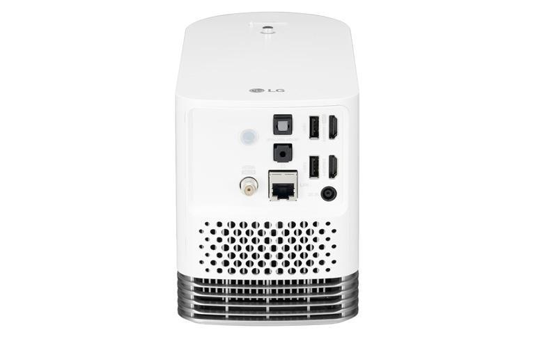 lg hf80ja  laser smart home theater projector