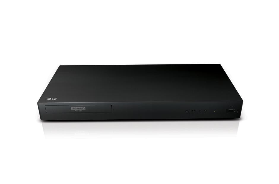 lg up875 4k ultra hd blu ray disc player with hdr. Black Bedroom Furniture Sets. Home Design Ideas