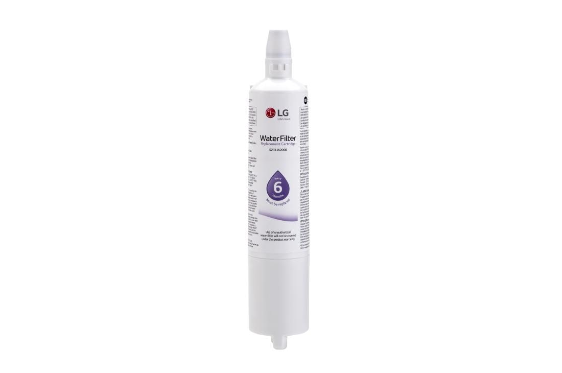 6 Month / 300 Gallon Capacity Replacement Refrigerator Water Filter  (5231JA2006)
