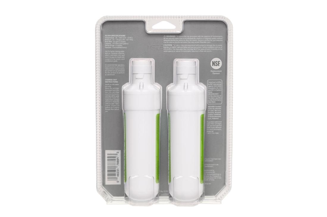 Brand New Genuine LG LT1000P Replacement Refrigerator Water Filter @ FREE SHIP