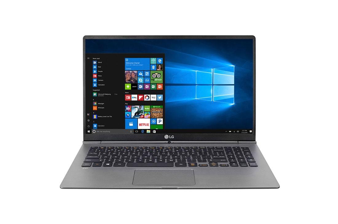 LG gram 15 6'' Ultra-Lightweight Laptop with 8th Generation Intel® Core™ i7  processor