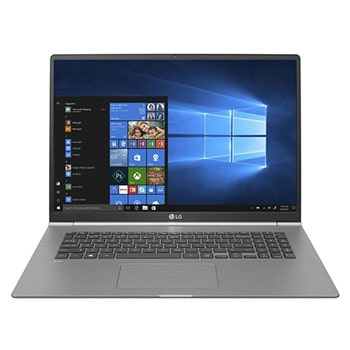 "LG gram 17"" Ultra-Lightweight Laptop with Intel® Core™ i7 processor and 1TB NVMe SSD1"