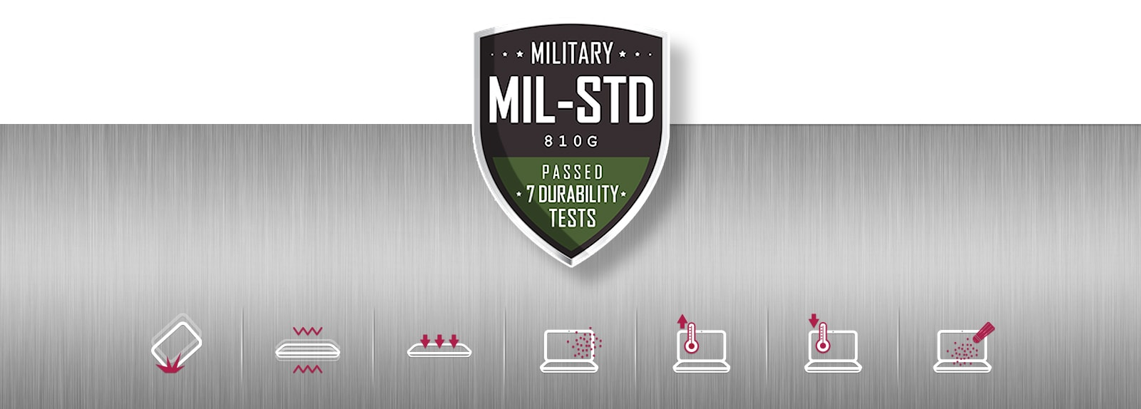 Image of a Military Standard Logo Shield