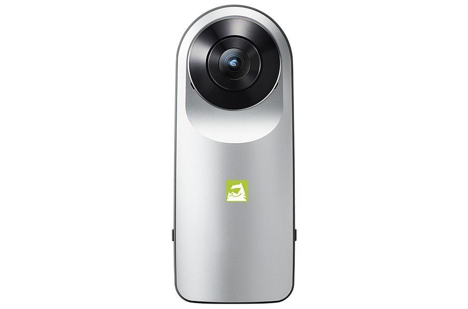 LG 360 Cam (R 105): Compact 360 Camera | LG USA