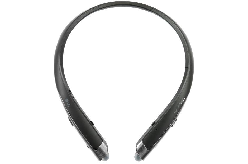 Wireless headphones bluetooth black - lg bluetooth headphones black