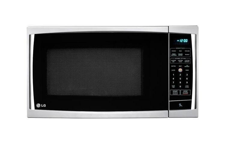 Lg Lcrt1510sv Countertop Microwave