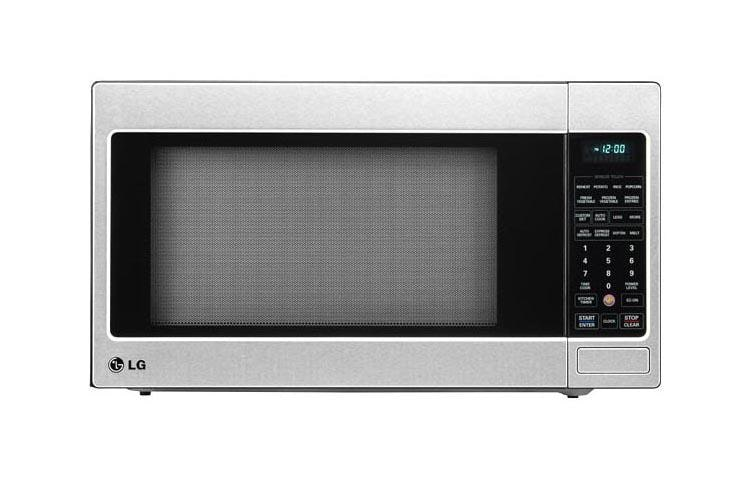 Lg Countertop Microwave Reviews : LG LCRT2010ST: 2.0 cu. ft. Countertop Microwave Oven with EasyClean ...