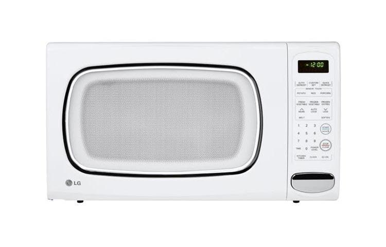 Lg Countertop Microwave Reviews : LG LCS1410SW: 1.4 cu. ft. Countertop Microwave Oven LG USA