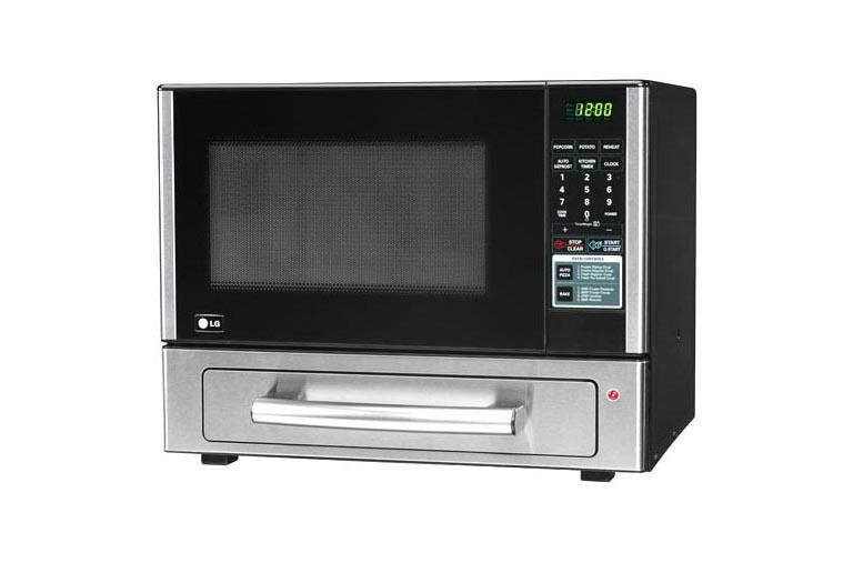 1 Cu Ft Countertop Microwave Oven With Baking