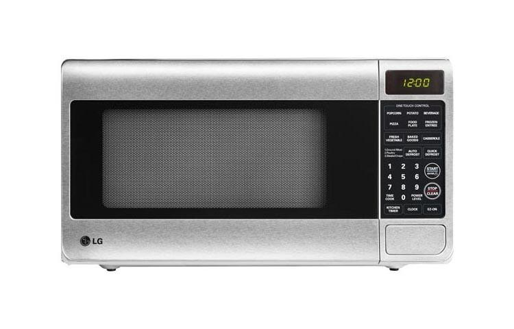 Lg Lma1180st Stainless Steel Countertop Microwave Oven