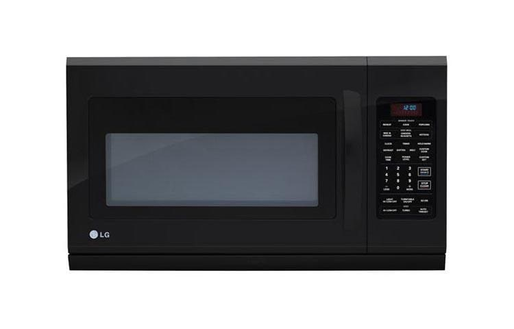 Lg Lmh2016sb Over The Range Microwave Oven With Extenda
