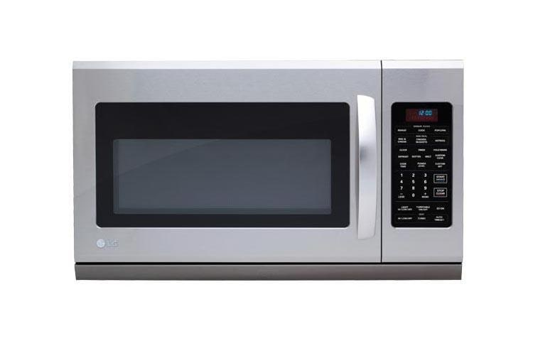 lg microwave how to cook pasta