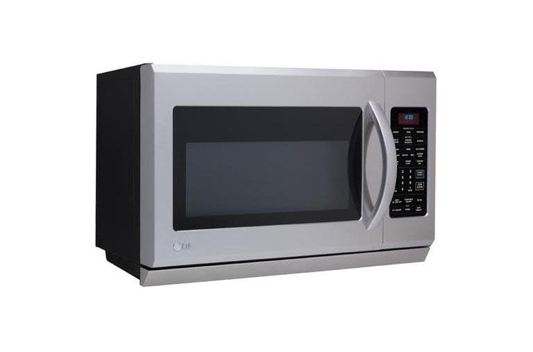 Lg Lmh2016st Over The Range Microwave Oven With Extenda