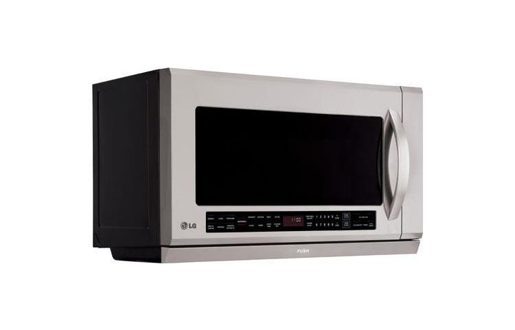 lg lmhm2017st over the range microwave oven with extenda vent lg usa rh lg com LG LCE3610SB LG Microwave Over the Range