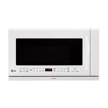 Lg Lmhm2017sb Over The Range Microwave Oven With Extenda