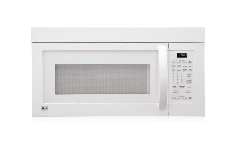 Lg Lmv1680ww White Over The Range