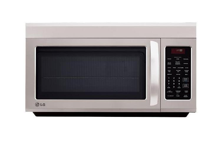 Lg Over The Range Convection Microwave Ge Repair 1 6 Cu Ft