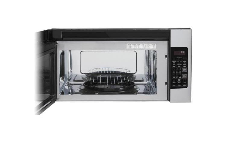 1 7 cu ft over the range convection microwave oven