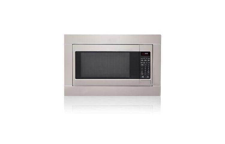 Countertop Microwave Oven With Trim Kit : ... LSRM205ST: Studio Series Countertop Microwave with Trim Kit LG USA