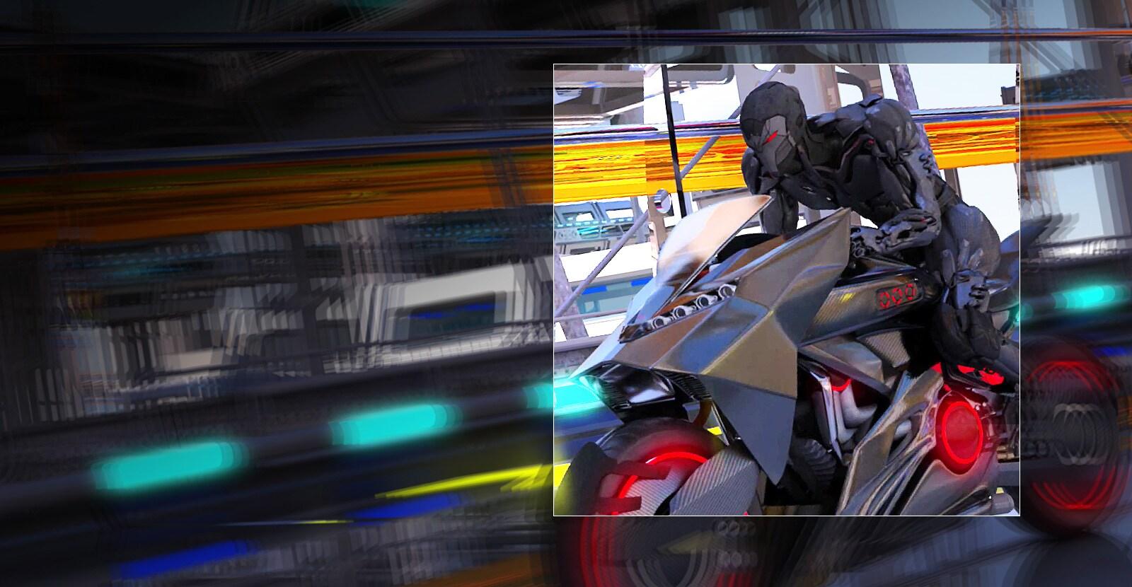 Trải nghiệm chuyển động trò chơi mượt mà với tốc độ làm mới 165Hz.