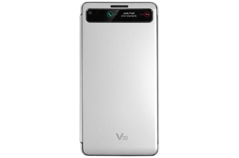Mobile Accessories LG Quick Cover™ for LG V20™ thumbnail 3