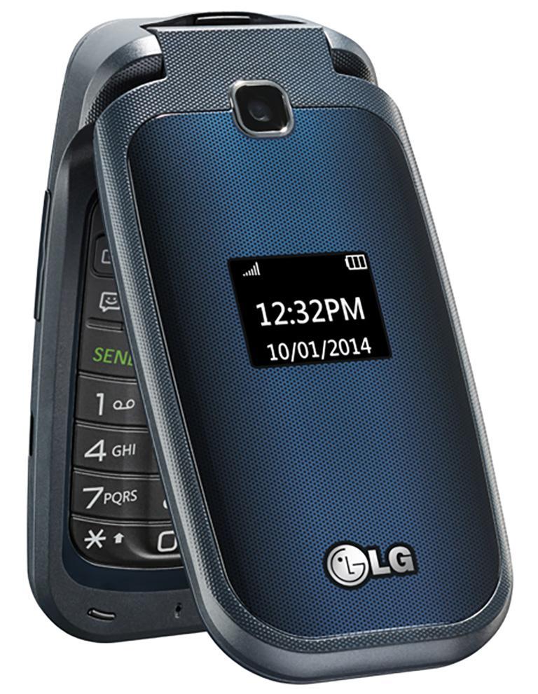 Lg 450 Metro By T Mobile Basic Flip Phone Ms450 Lg Usa