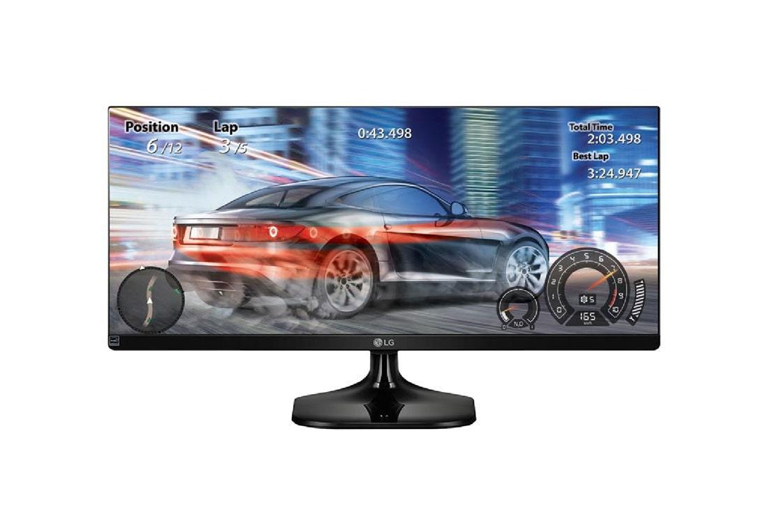 29'' Class 21:9 UltraWide® Full HD IPS LED Monitor (29'' Diagonal)