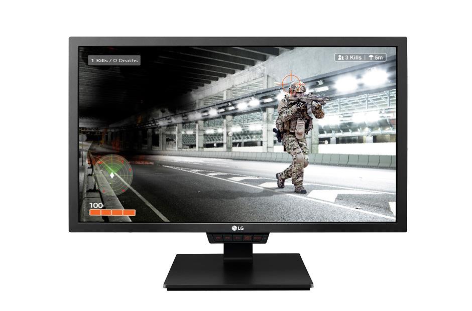 LG 24GM79G-B: 24 Class Full HD Gaming Monitor (24 Diagonal ...