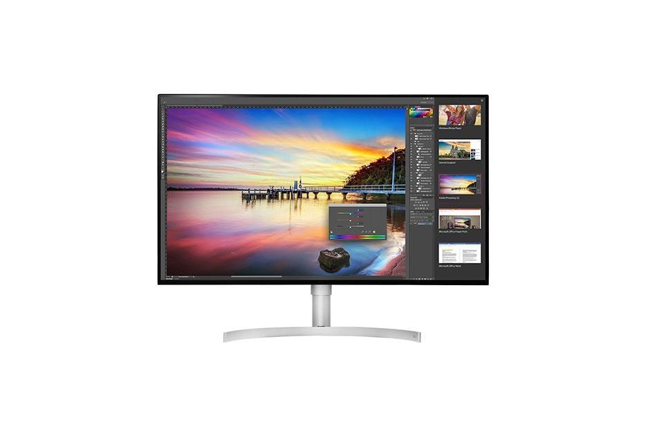 LG 32UK950-W: 32 Inch 4K UHD IPS Monitor | LG USA
