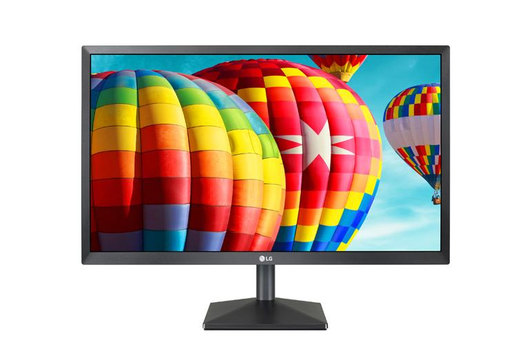 22'' Class Full HD IPS LED Monitor with AMD FreeSync (21 5'' Diagonal)