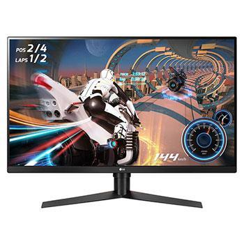 LG Gaming Monitors: Curved & Flat Monitors | LG USA