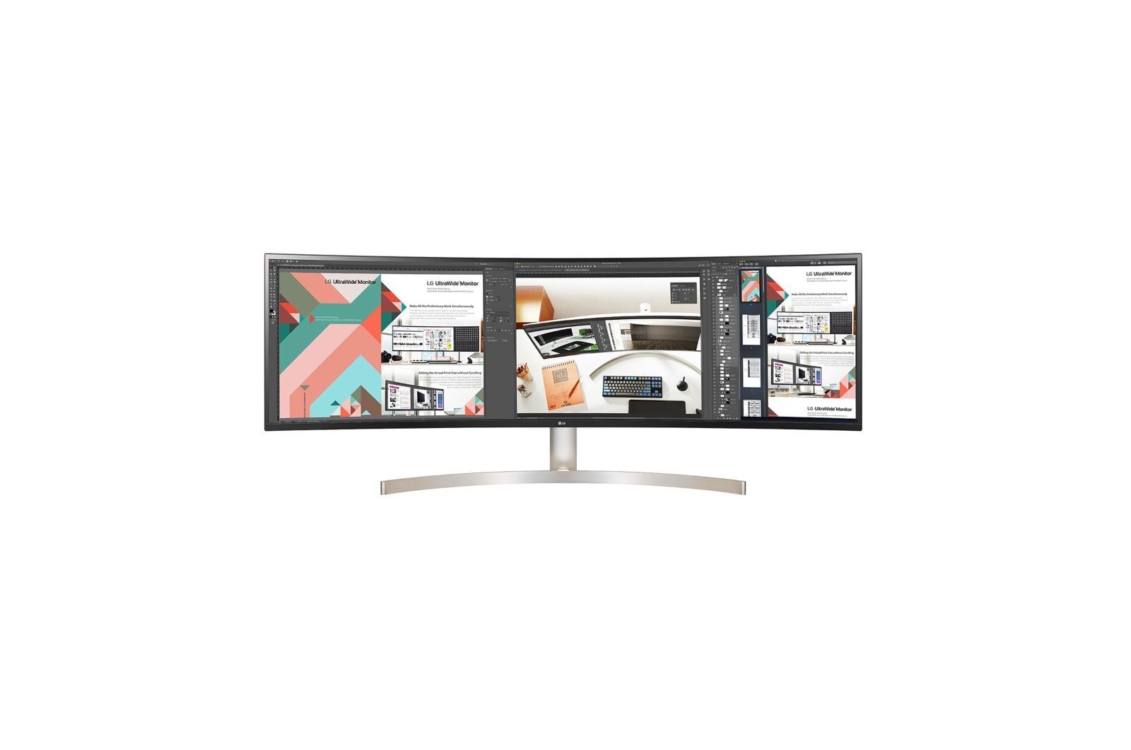 LG Consumer Monitors 49WL95C-W 1