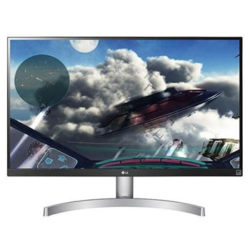 "27"" Class 4K UHD IPS LED Monitor with VESA Display HDR 400 (27"" Diagonal)1"