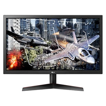 24'' UltraGear™ FHD 144Hz 1ms Gaming Monitor with FreeSync™1